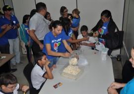 portadores da sindrome do espectro autista visitam o detran 11 270x191 - Detran-PB ensina noções básicas de trânsito para crianças autistas