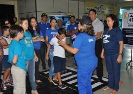 portadores da sindrome do espectro autista visitam o detran 2 270x191 - Detran-PB ensina noções básicas de trânsito para crianças autistas