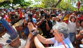 ricardo leva beneficios no dia do indio foto jose marques 3 270x158 - Dia do Índio: Ricardo inaugura obras e anuncia ações que beneficiam a população indígena