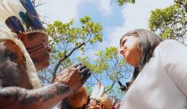 ricardo leva beneficios no dia do indio foto jose marques 4 270x158 - Dia do Índio: Ricardo inaugura obras e anuncia ações que beneficiam a população indígena