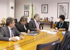 ricardo reuniao com ministra do meio ambiente izabella teixeira foto denner nunes 2 270x191 - Ricardo discute liberação de recursos nos Ministérios das Cidades e do Meio Ambiente, em Brasília