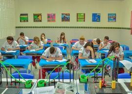 see escolas cidadas integrais aplicam avaliam alunos foto max brito 4 270x191 - Escolas Cidadãs Integrais aplicam avaliação de aprendizagem para os alunos