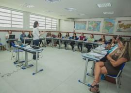see gerentes e tecnicos formacao liga pela paz foto max brito 1 270x191 - Gerentes e técnicos da Educação participam de formação da Liga Pela Paz