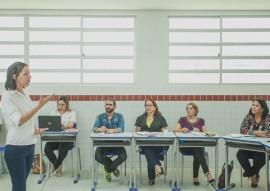 see gerentes e tecnicos formacao liga pela paz foto max brito 4 270x191 - Gerentes e técnicos da Educação participam de formação da Liga Pela Paz