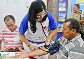 ses governo e o dia nacional de combate a hipertensao foto ricardo puppe 3 270x191 - Governo realiza ações preventivas no Dia Nacional de Combate à Hipertensão