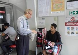 ses hemocentro no combate do aeds aegipti 5 270x191 - Hemocentro da Paraíba realiza ação de conscientização contra mosquito Aedes aegypti