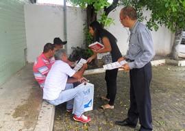 ses hemocentro no combate do aeds aegipti 6 270x191 - Hemocentro da Paraíba realiza ação de conscientização contra mosquito Aedes aegypti