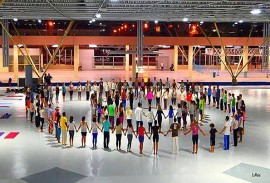 yoga aulão espaço 1 1 270x183 - Funesc oferece aula gratuita de yoga no Espaço Cultural neste sábado