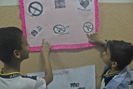 30 05 16 governo realiza atividades alusiva sao dia mundial sem 1 1 270x180 - Governo do Estado realiza atividades alusivas ao Dia Mundial Sem Tabaco em escola na capital