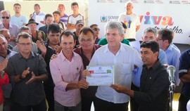 COXIXOLA1 270x158 - Ricardo inaugura rodovia que tira a 40ª cidade paraibana do isolamento asfáltico
