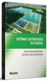 """Capa do livro 161x270 - FCJA sedia lançamento de livro sobre """"Sistemas Sustentáveis de Esgotos"""""""