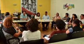Delmer Rodrigues 1 270x143 - Programa Escuta nas Escolas: Secretaria de Educação reúne gestores da 1ª GRE