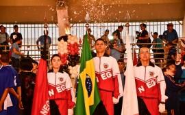 Delmer Rodrigues 11 270x169 - Abertos Jogos Escolares e Paraescolares da 1ª Regional de Ensino