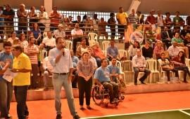 Delmer Rodrigues 14 270x170 - Abertos Jogos Escolares e Paraescolares da 1ª Regional de Ensino