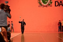 Delmer Rodrigues 9 270x178 - Abertos Jogos Escolares e Paraescolares da 1ª Regional de Ensino