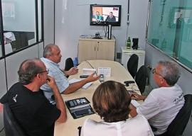 Fotos Webconferência 1 270x192 - Governo do Estado realiza videoconferência para debater ações de combate ao Aedes aegypti