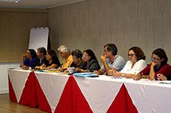 ReuniãoCidacomSecretários fotosCláudiaBelmont5 - Governo do Estado discute enfrentamento a violência contra criança e adolescente