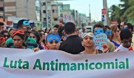 RicardoPuppe Luta Antimanicomial  270x157 - Marcha de usuários marca o Dia Nacional de Luta Antimanicomial em João Pessoa