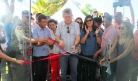 STA RITA4 270x158 - Ricardo inspeciona obras do Viaduto do Geisel, inaugura ruas em Sobrado e UPS em Santa Rita