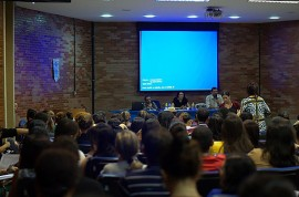 UFPB Prof Cida fotos claudia belmont 15 270x178 - Ações da assistência social da Paraíba são destaque em evento na UFPB
