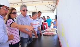 VISITA OBRAS 270x158 - Ricardo inspeciona obras do Viaduto do Geisel, inaugura ruas em Sobrado e UPS em Santa Rita
