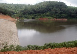 barragem de pitombeiras 4 270x191 - Barragem de Pitombeira acumula mais da metade da capacidade total