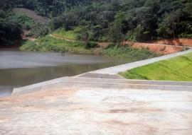 barragem de pitombeiras 6 270x191 - Barragem de Pitombeira acumula mais da metade da capacidade total