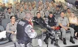 curso pm portal 270x162 - Polícia inicia Curso de Operador de Cães com aula inaugural no Centro de Educação