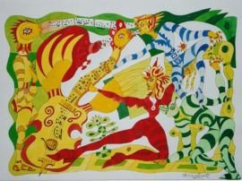 imge otto portal 270x202 - Funesc expõe obras de Otto Cavalcanti na Galeria Archidy Picado
