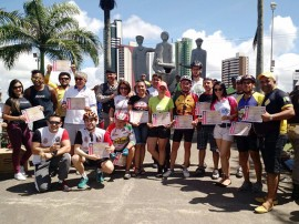passeio 2 portal 270x202 - BPTran realiza passeio ciclístico beneficente em Campina Grande