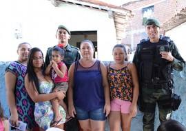 policia ambientall realiza projeto maes de valor foto wagner varela 6 270x190 - Polícia Militar realiza 2ª edição do projeto Mães de Valor