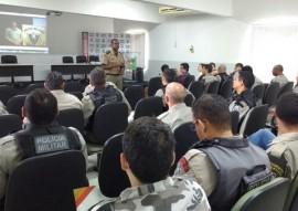 Policiais participam de formação sobre Lei Maria da Penha (Foto: Gov/PB)