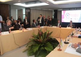 ricardo encontros dos governadores em Maceio  fotos alberi pontes 2 270x191 - Ricardo discute pleitos do Nordeste com demais governadores da região, em Maceió