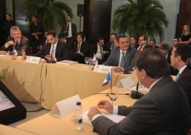 ricardo encontros dos governadores em Maceio  fotos alberi pontes 3 270x191 - Ricardo discute pleitos do Nordeste com demais governadores da região, em Maceió