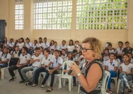 see alunos profesores e gestores debatem sobre o bullying foto MaxBrito 1 270x191 - Alunos, professores e gestores de escolas estaduais participam de debate sobre bullying