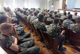 ses saude treinam soldados do exercito no combate ao aedes aegypti foto ricardo puppe 3 270x183 - Força de combate ao Aedes já visitou 2,8 milhões de domicílios na Paraíba