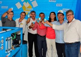 vice gov ligia inaugura em parari dessalinizador de agua 1 270x191 - Lígia Feliciano entrega unidade de dessalinização em Parari