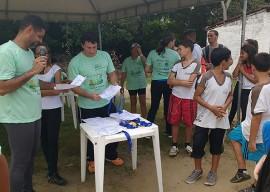 CSU Calula Leite semana meio ambiente5 270x192 - Centro Social Urbano e ONG realizam atividades alusivas a Semana do Meio Ambiente