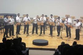 Concerto de bandas1 1 270x180 - Alunos e professores de 36 escolas da rede estadual de João Pessoa realizam concerto no Espaço Cultural