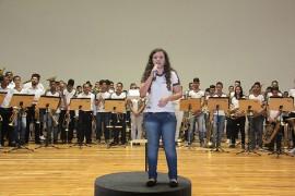 Concerto de bandas1 46 270x180 - Alunos e professores de 36 escolas da rede estadual de João Pessoa realizam concerto no Espaço Cultural