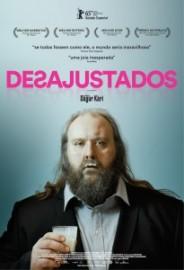 Poster Desajustados 205x300 184x270 - 'Big Jato', 'Kiriku' e filme islandês são destaques na programação do Cine Bangüê