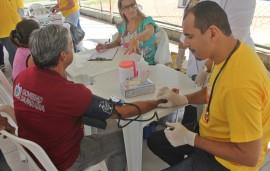 RicardoPuppe Aniversário Mangabeira 270x171 - Governo promove ações de saúde durante evento em homenagem aos 33 anos de Mangabeira