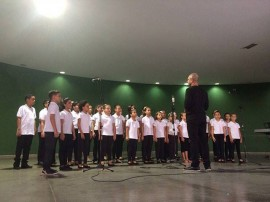 coro infantil 270x202 - Coro infantil da Paraíba se apresenta na Sala de Concertos Maestro José Siqueira nesta sexta-feira