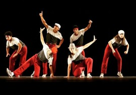 danca Lets Go2 270x189 - Governo do Estado inscreve para mais de 170 vagas em oficinas de férias no Espaço Cultural