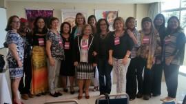 gilberta 270x151 - Secretária da Mulher participa do Fórum Nacional de Organismos de Políticas para as Mulheres