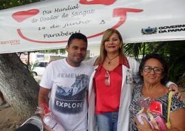 """hemocentro junho vermelho 4 270x191 - Hemocentro da Paraíba inicia campanha """"Junho Vermelho"""" e comemora Dia Mundial do Doador de Sangue"""
