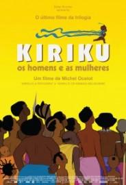 poster kiriku os homens e as mulheres 205x300 184x270 - 'Big Jato', 'Kiriku' e filme islandês são destaques na programação do Cine Bangüê