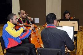 prima musicos da venezuela foto vanilvaldo ferreira secom pb 431 270x180 - Quarteto venezuelano Pequeña Venecia é atração da edição de julho do projeto Música do Mundo da Funesc