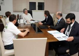 ricardo com representantes do mma foto francisco frança 1 270x191 - Ricardo discute avanços na área hídrica e do meio ambiente com representantes do Governo Federal