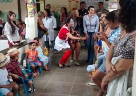 ses criancas do arlinda marques festa de sao joao 1 270x191 - Crianças internas do Complexo de Pediatria Arlinda Marques participam do São João Pedro Mirim